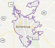 Franchise Opportunity In Americus Georgia The Ups Store