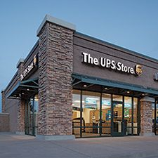4 The UPS Store building